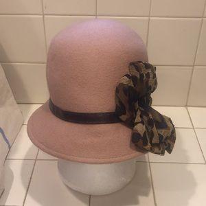 Fair Weather bucket style hat 100% wool